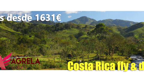 Costa Rica a tu aire, Fly & Drive